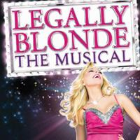 Legally Blonde the Musical. Savoy Theatre, West End, London.