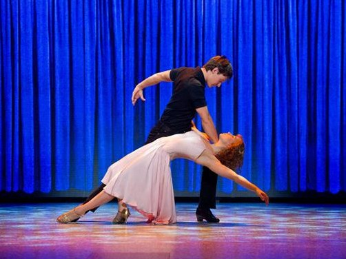 Dirty Dancing the musical.