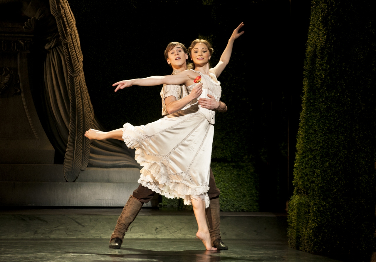 Matthew Bourne's Sleeping Beauty.