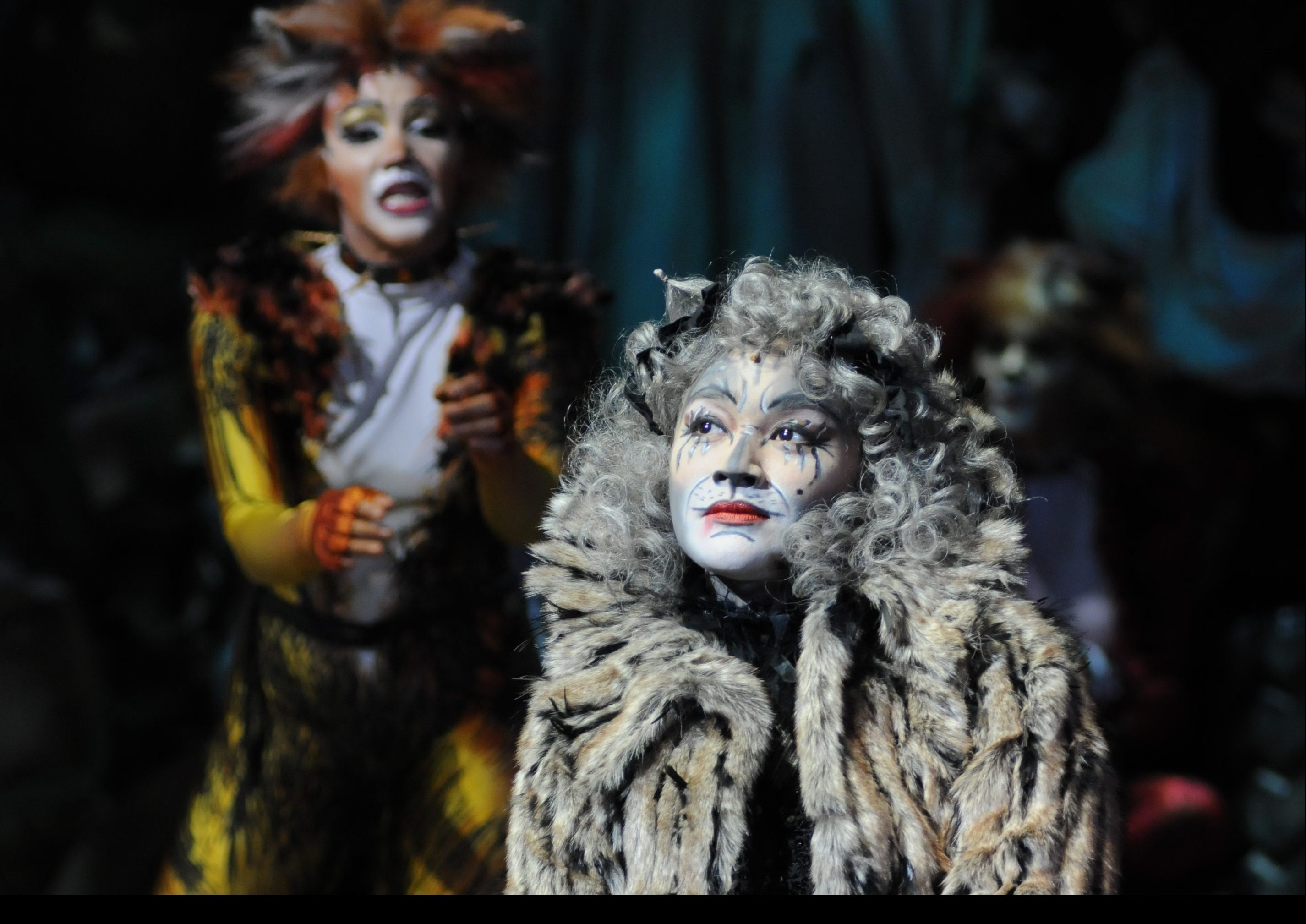 Cats: Joanna Ampil as Grizabella_Photo Alessandro Pinna