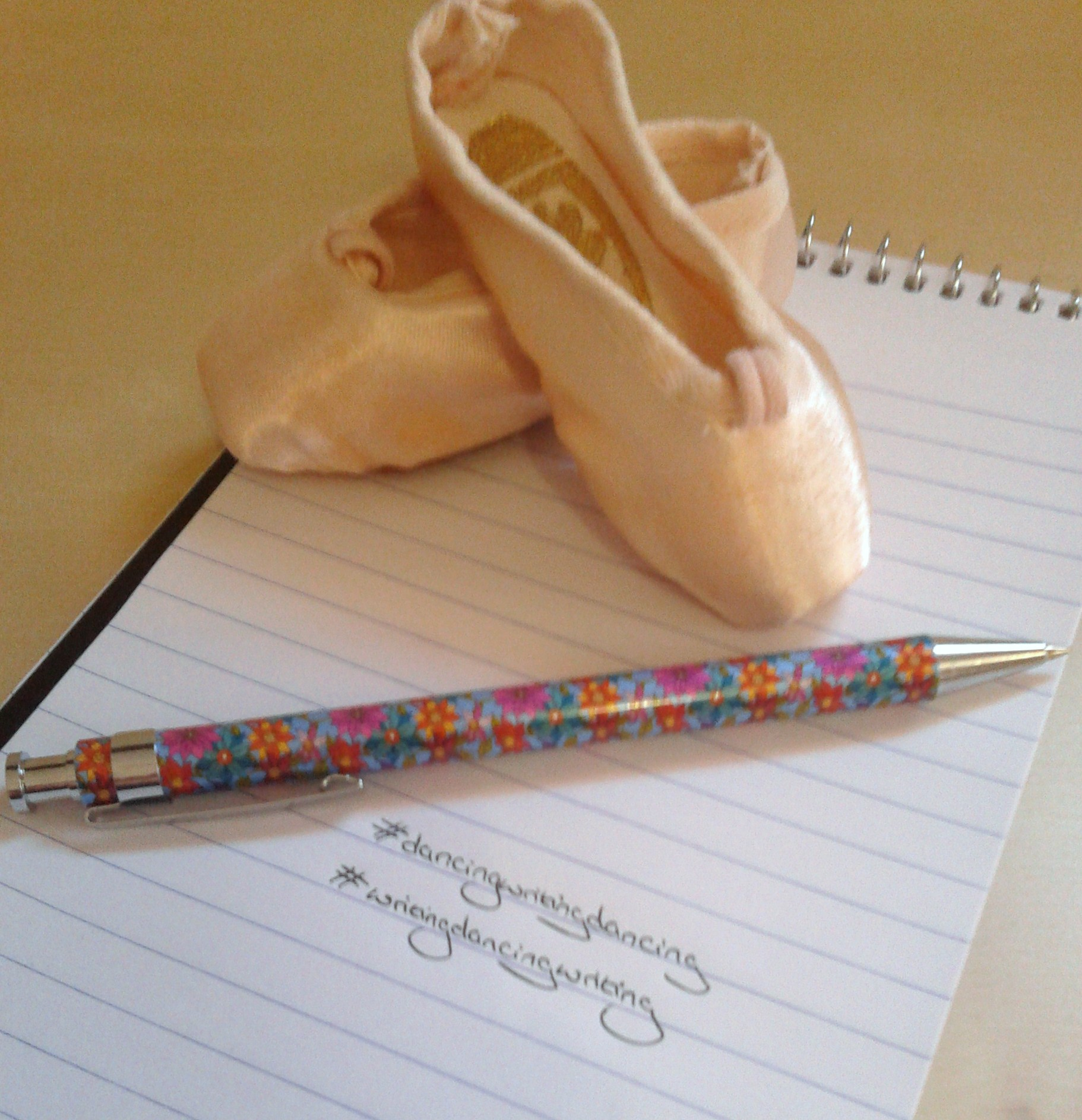 """Dance with the pen"": #writingdancingwriting #dancingwritingdancing"