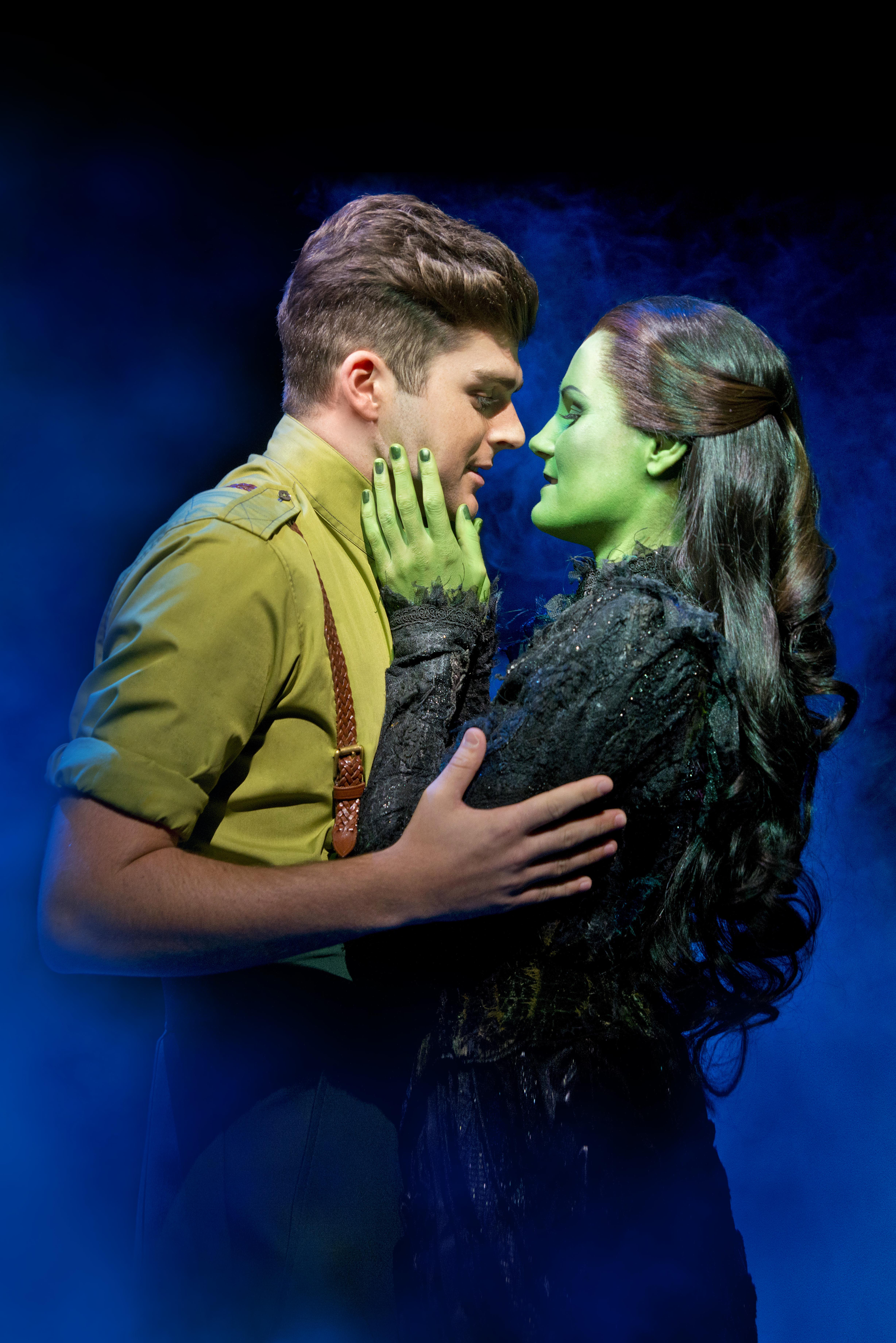 Nessarose Wicked Tour