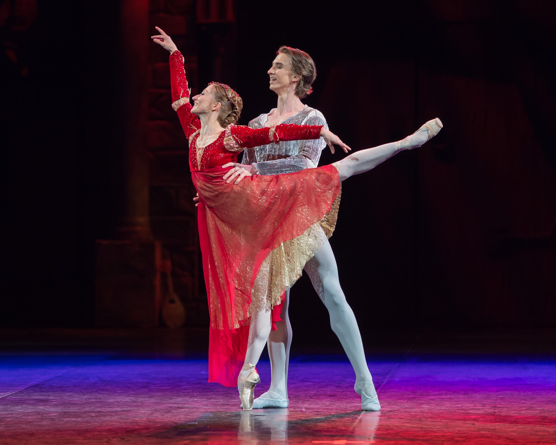 English National Ballet's Romeo & Juliet