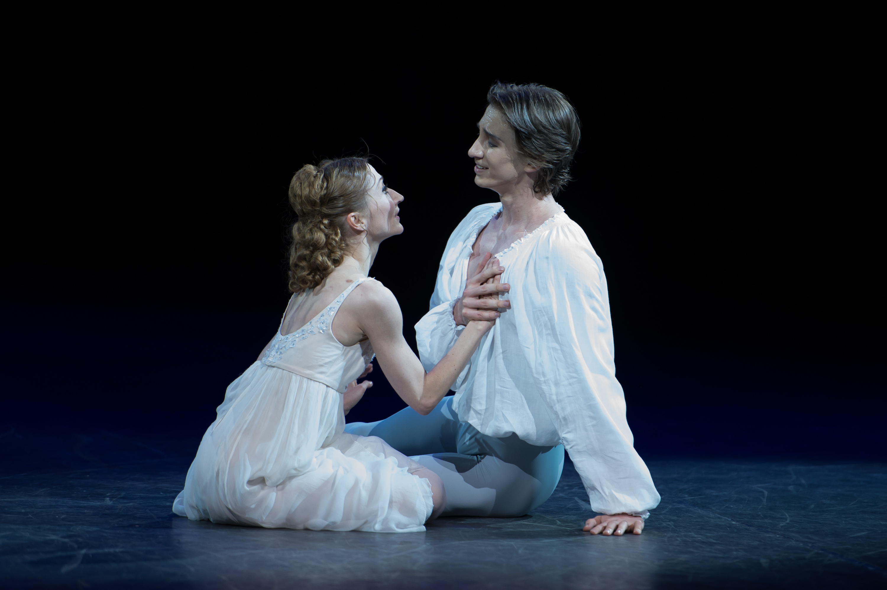 Romeo & Juliet. English National Ballet's Romeo & Juliet.