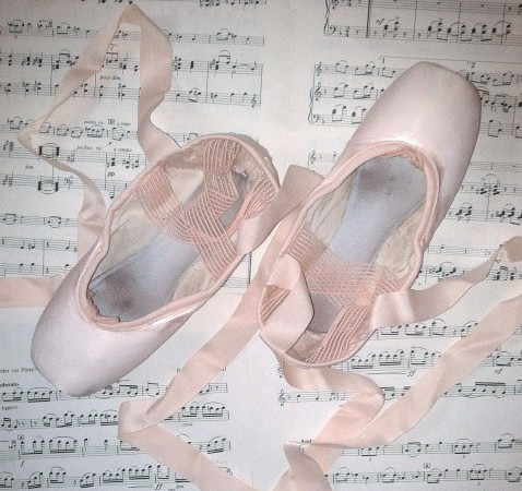 Music and shoes