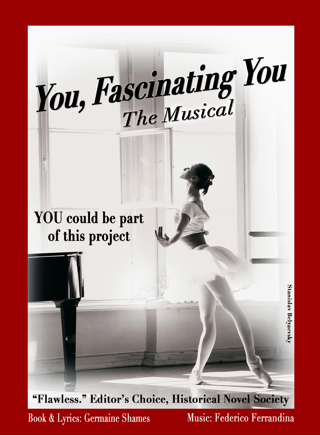 You, Fascinating You the Musical.