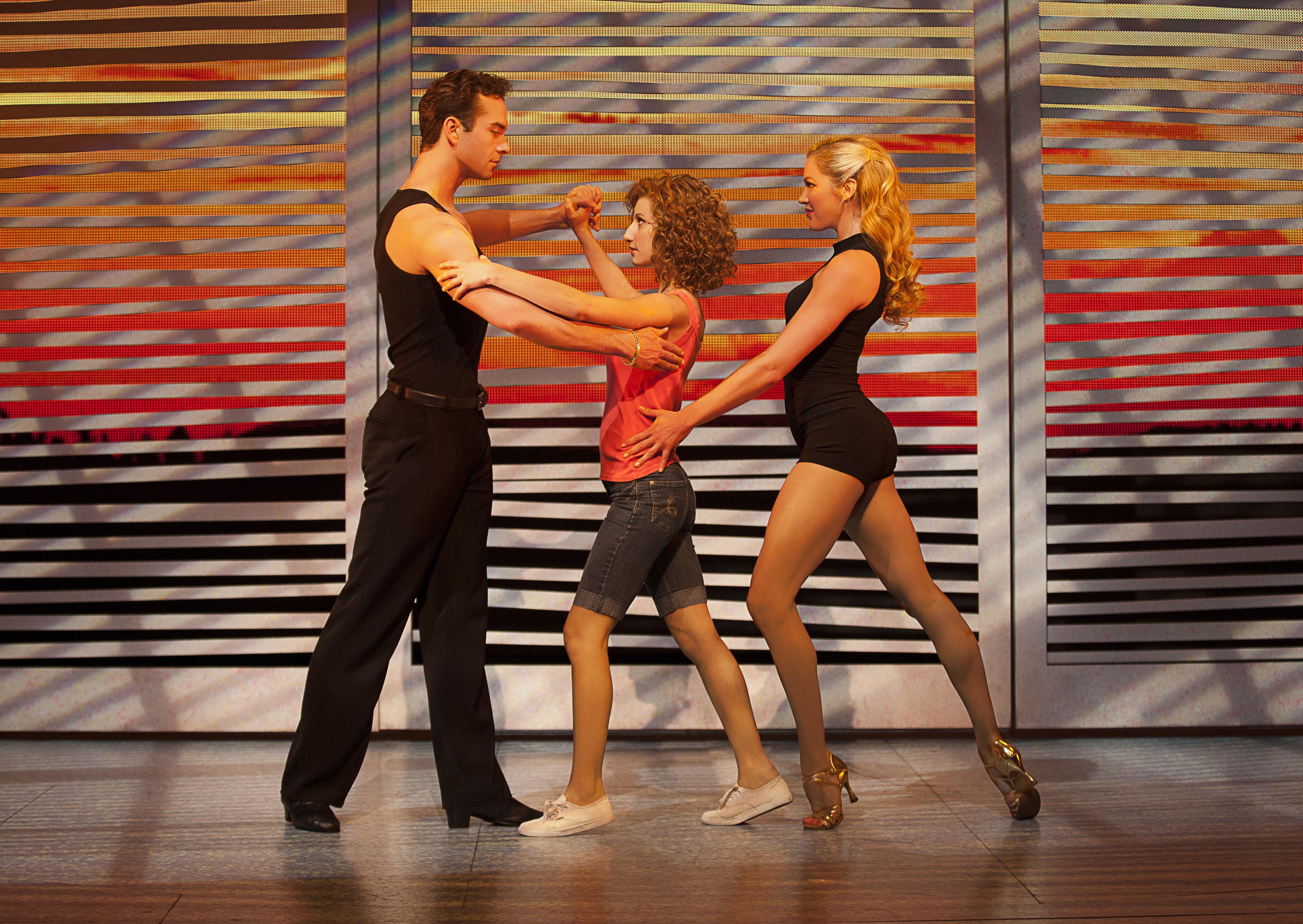Dirty Dancing the Musical. UK tour, October 2014.