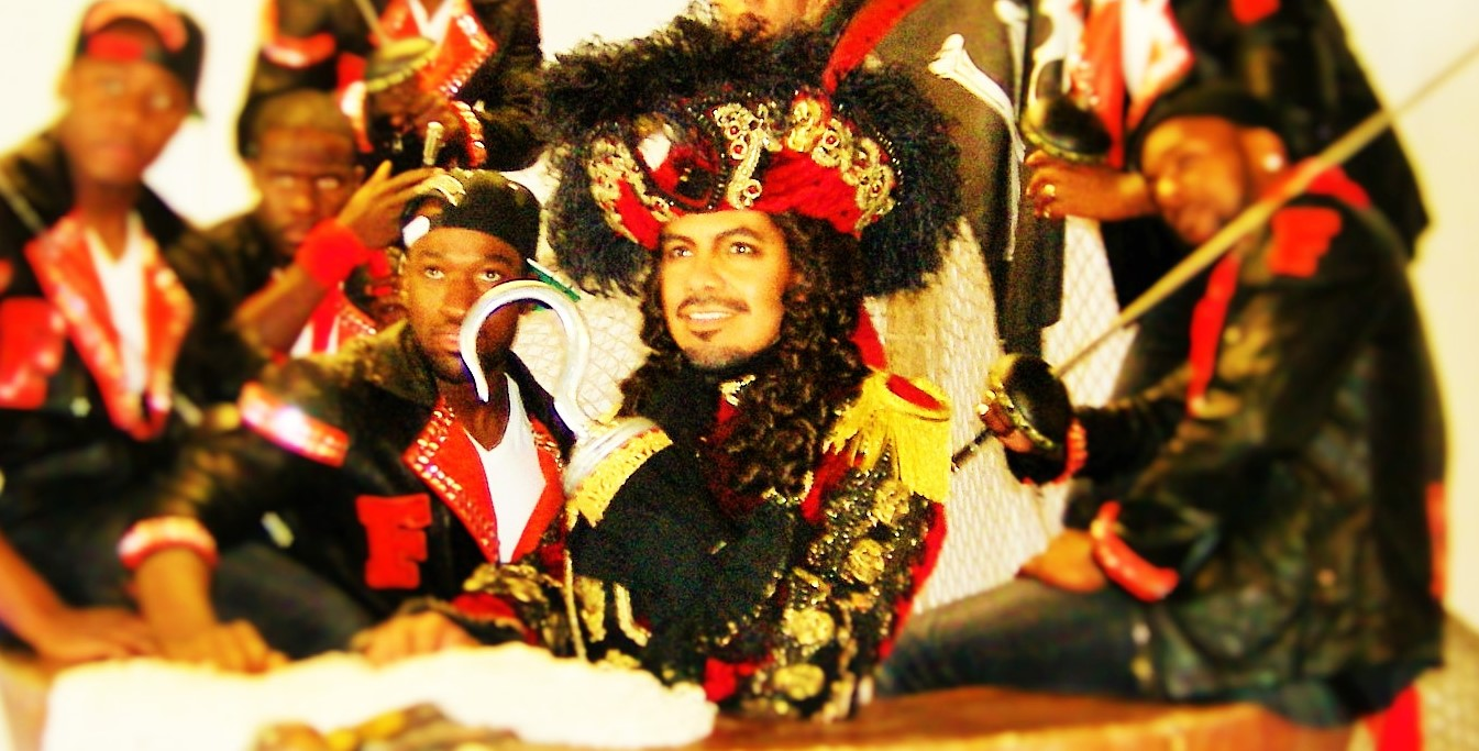 David Bedella As Captain Hook And Flawless As The Pirate
