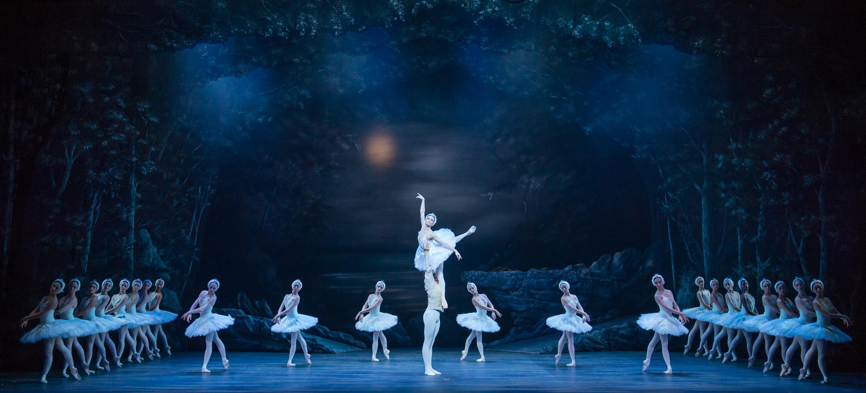 English National Ballet's Swan Lake dress rehearsal