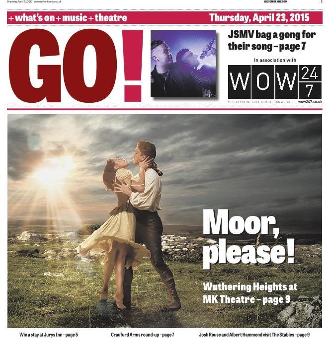 MK Citizen GO! front cover 23rd April 2015