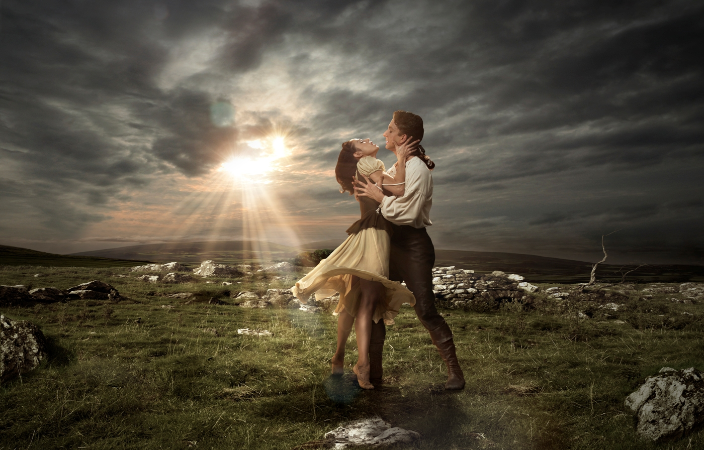Northern Ballet's Wuthering Heights.