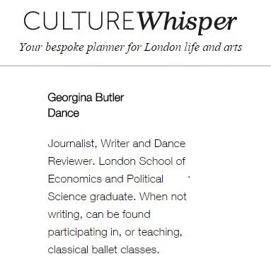 Culture Whisper Bio