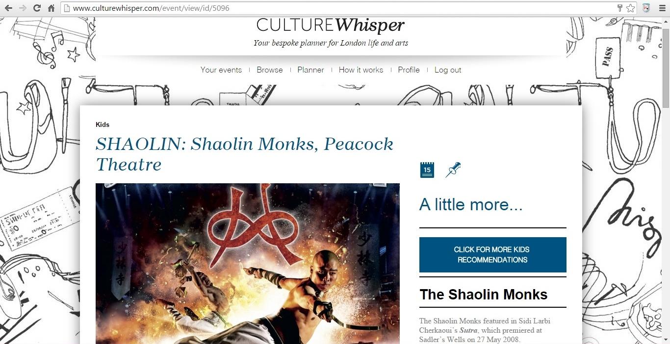 Culture Whisper Shaolin Monks 1
