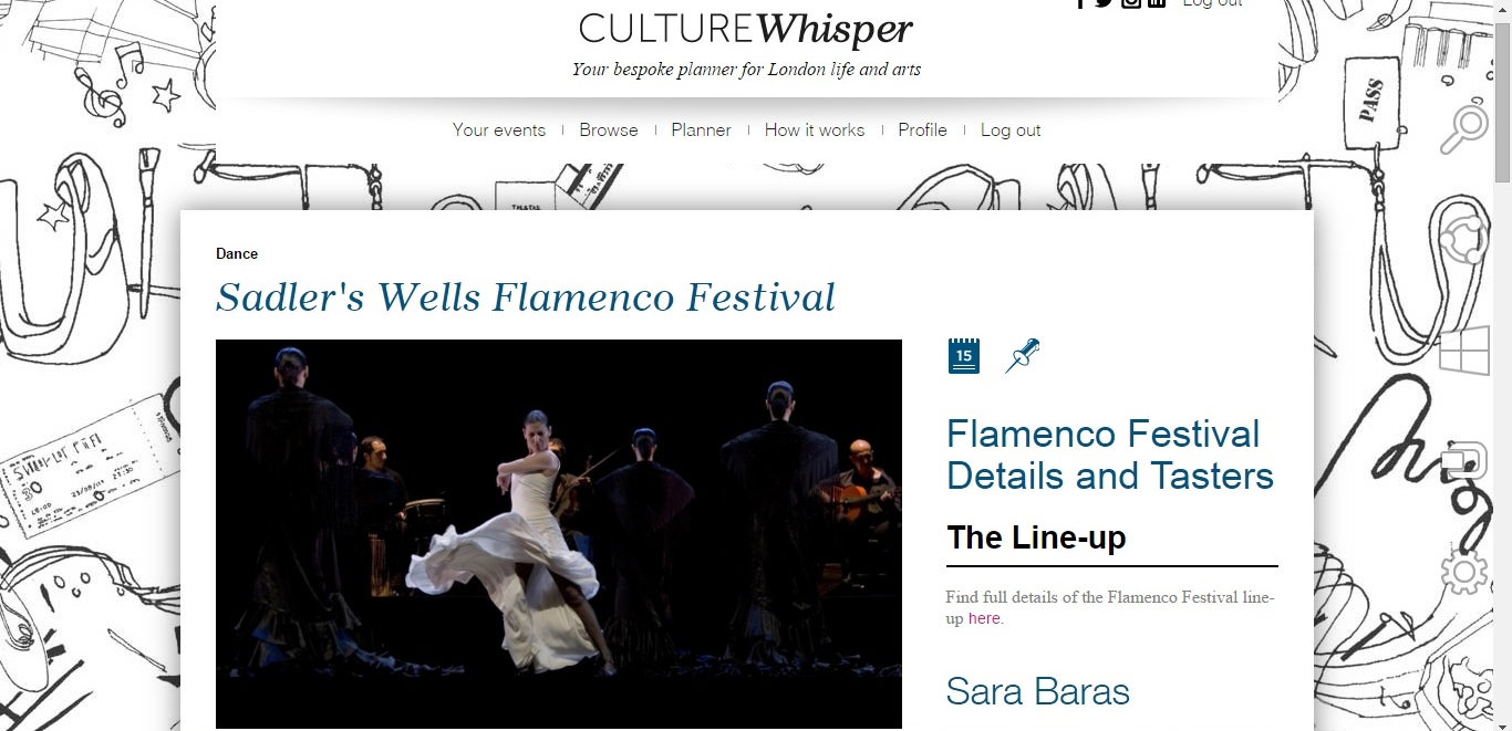 Culture Whisper Flamenco Festival 1