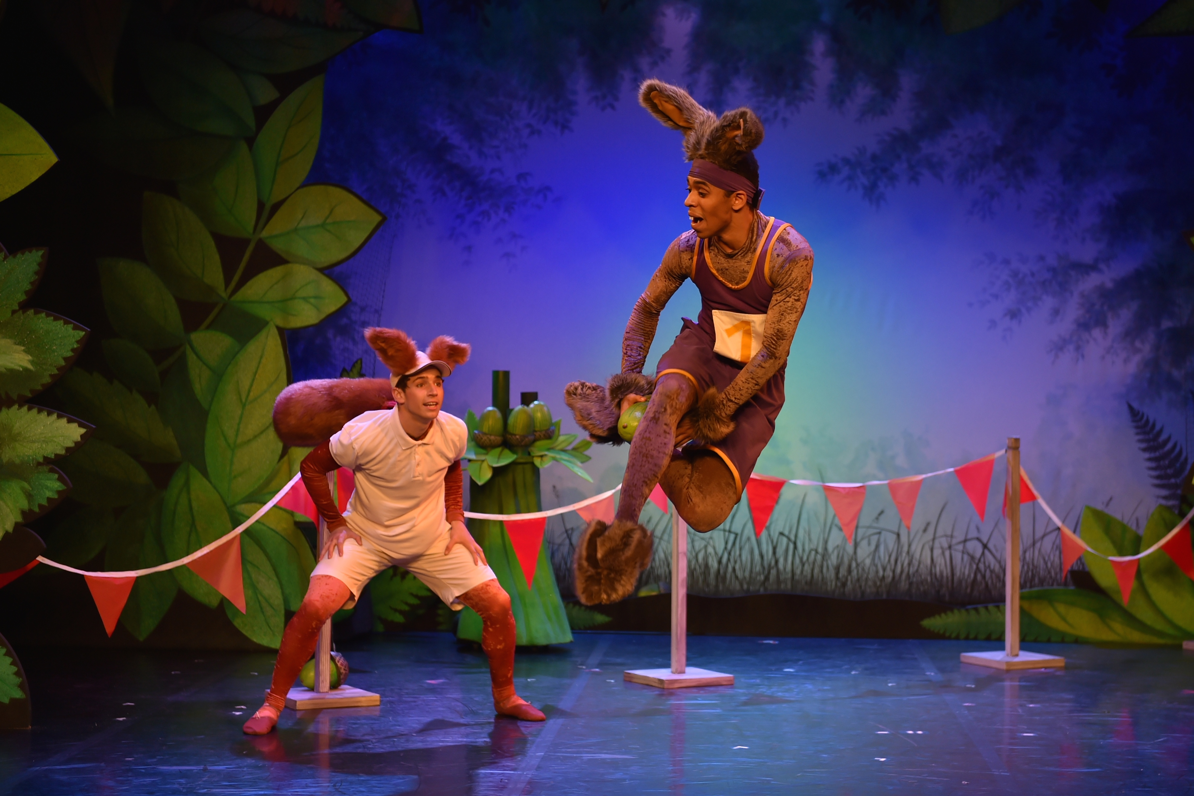 Northern Ballet's Tortoise & the Hare.
