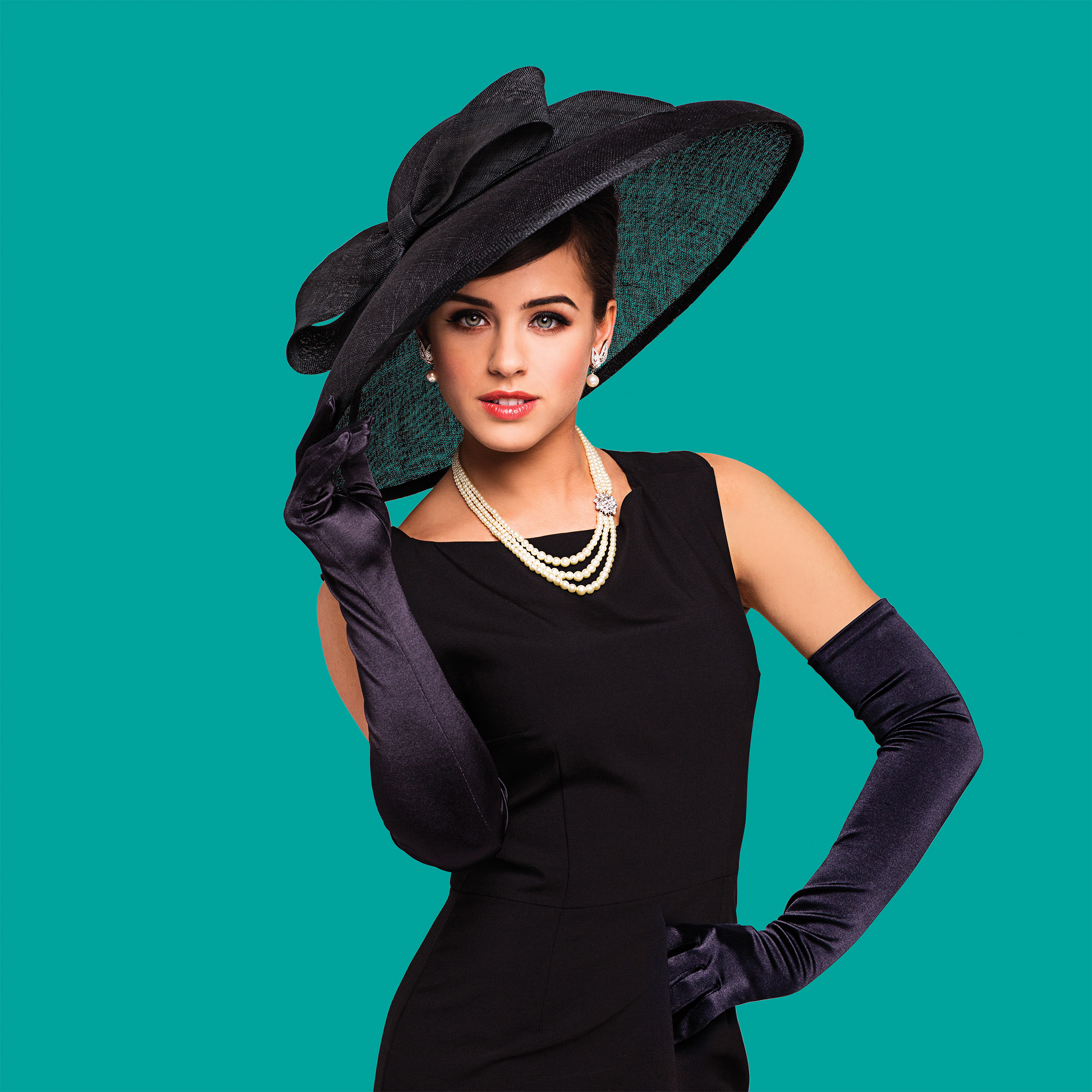 Breakfast at Tiffany's. Georgia May Foote as Holly Golightly.