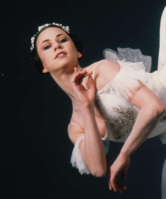 Lorna Scott, former Scottish Ballet soloist