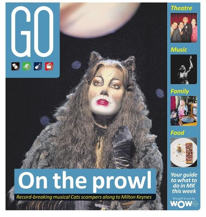 MK Citizen GO! 20th October 2016 - Cats the musical.