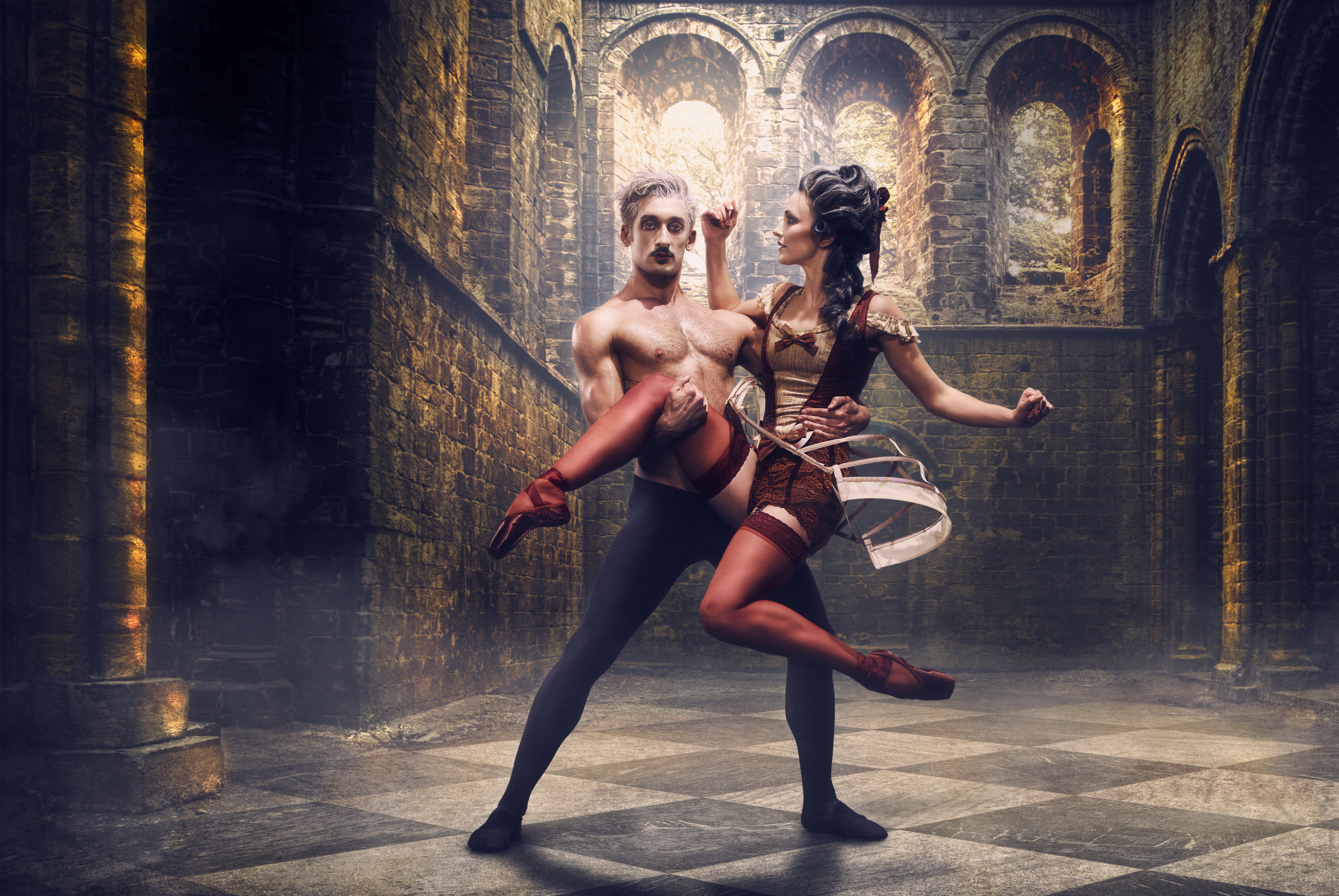 Casanova. Northern Ballet.