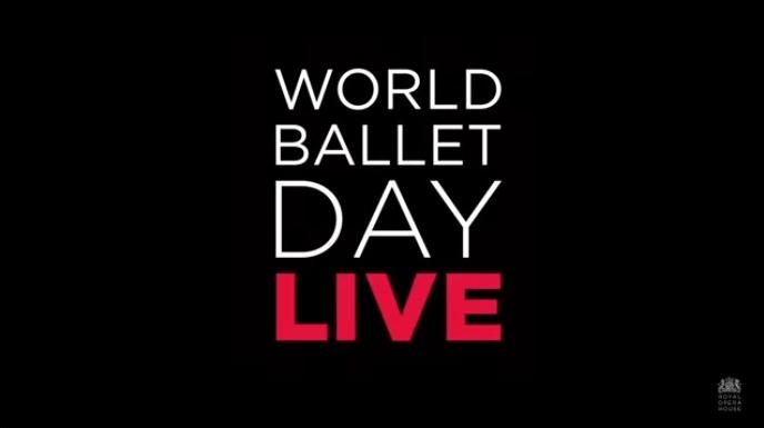 World Ballet Day Live 2015.