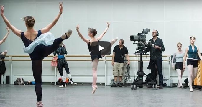 World Ballet Day Live 2016.