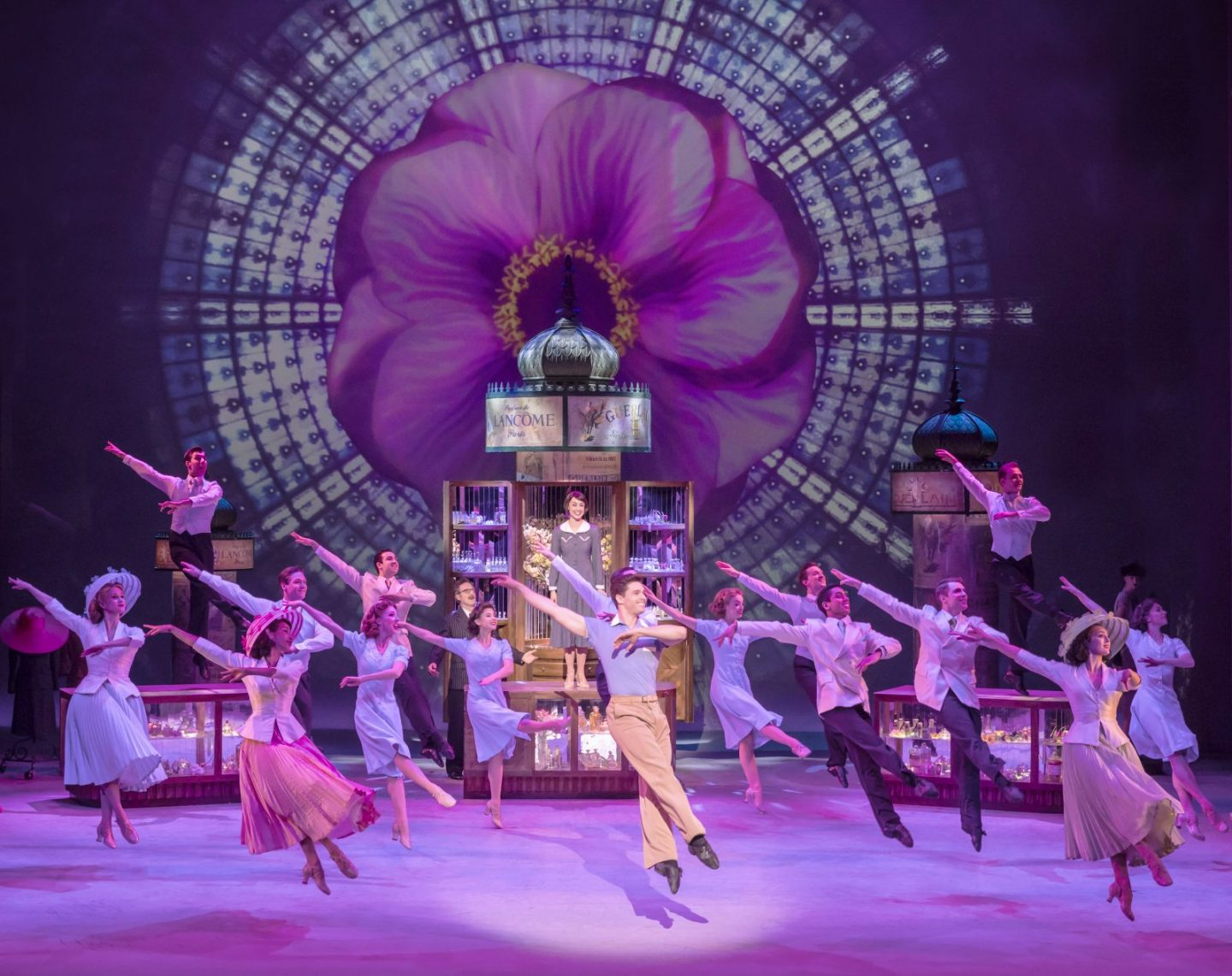 An American In Paris - Ashley Day as Jerry in Christoper Wheeldon's An American in Paris.