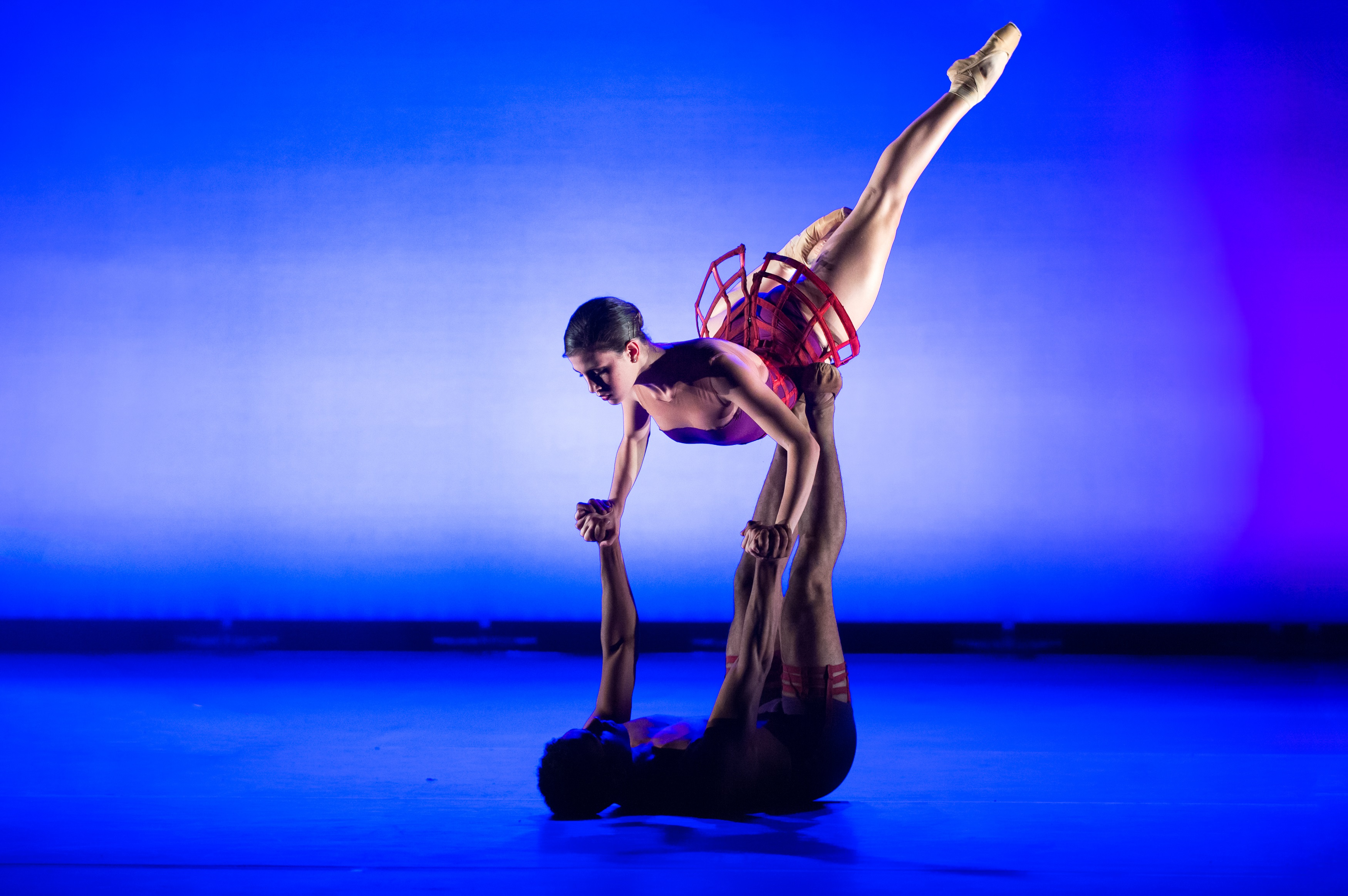 The latest neoclassical programme from New English Ballet Theatre. The Four Seasons / Remembrance.