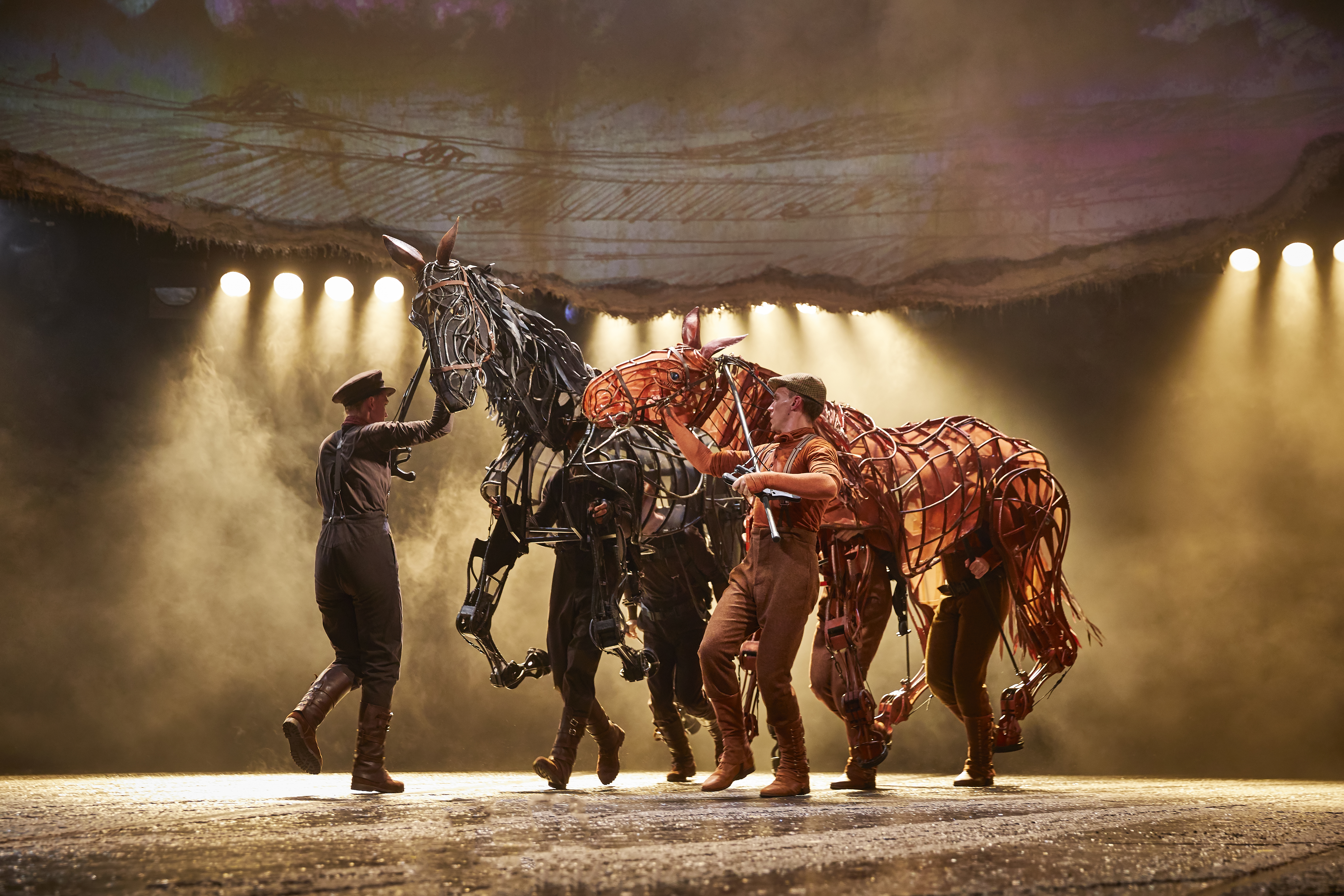 War Horse. The National Theatre production.