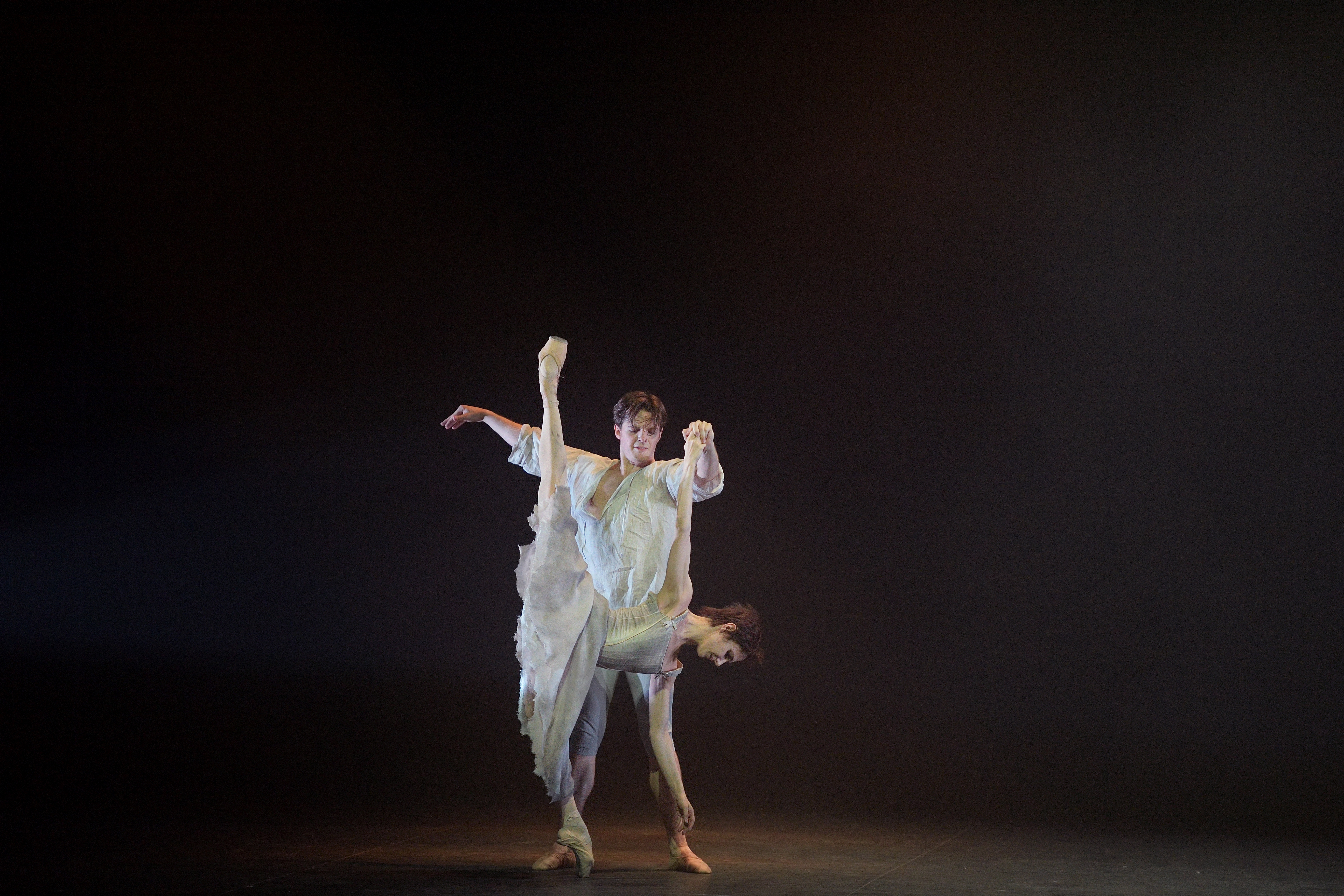 English National Ballet dancers in Kenneth MacMillan's Manon