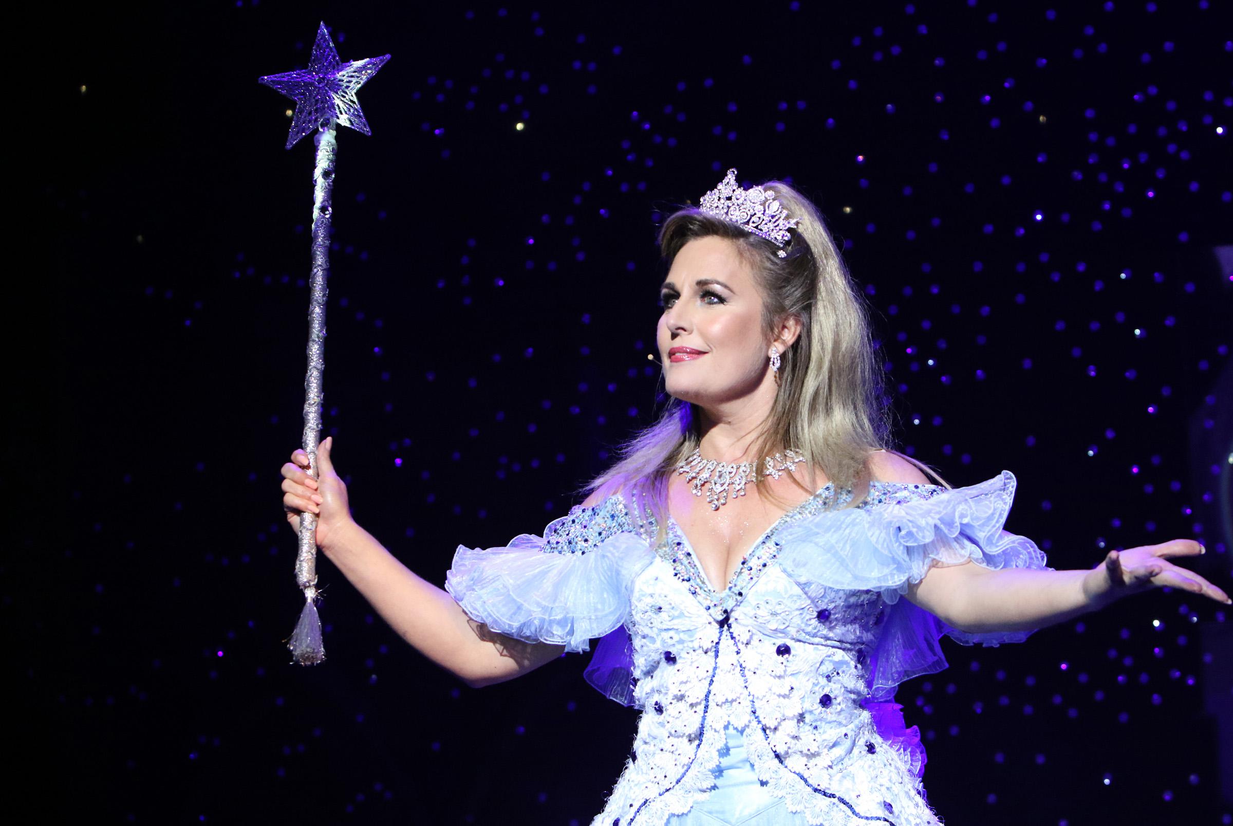 Pantomime at Milton Keynes Theatre, Christmas 2018