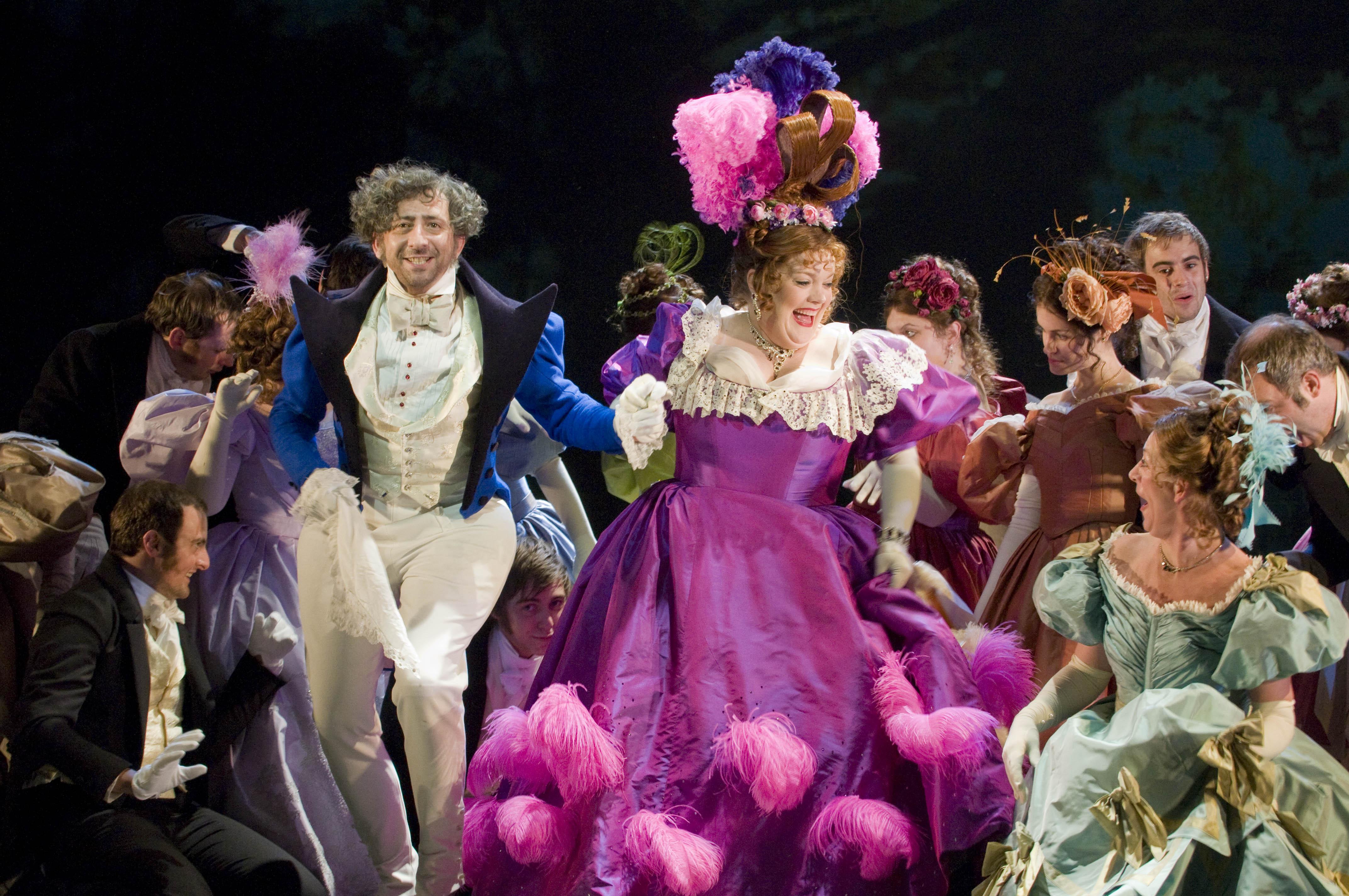 'Les Misérables' - The Thénardiers.