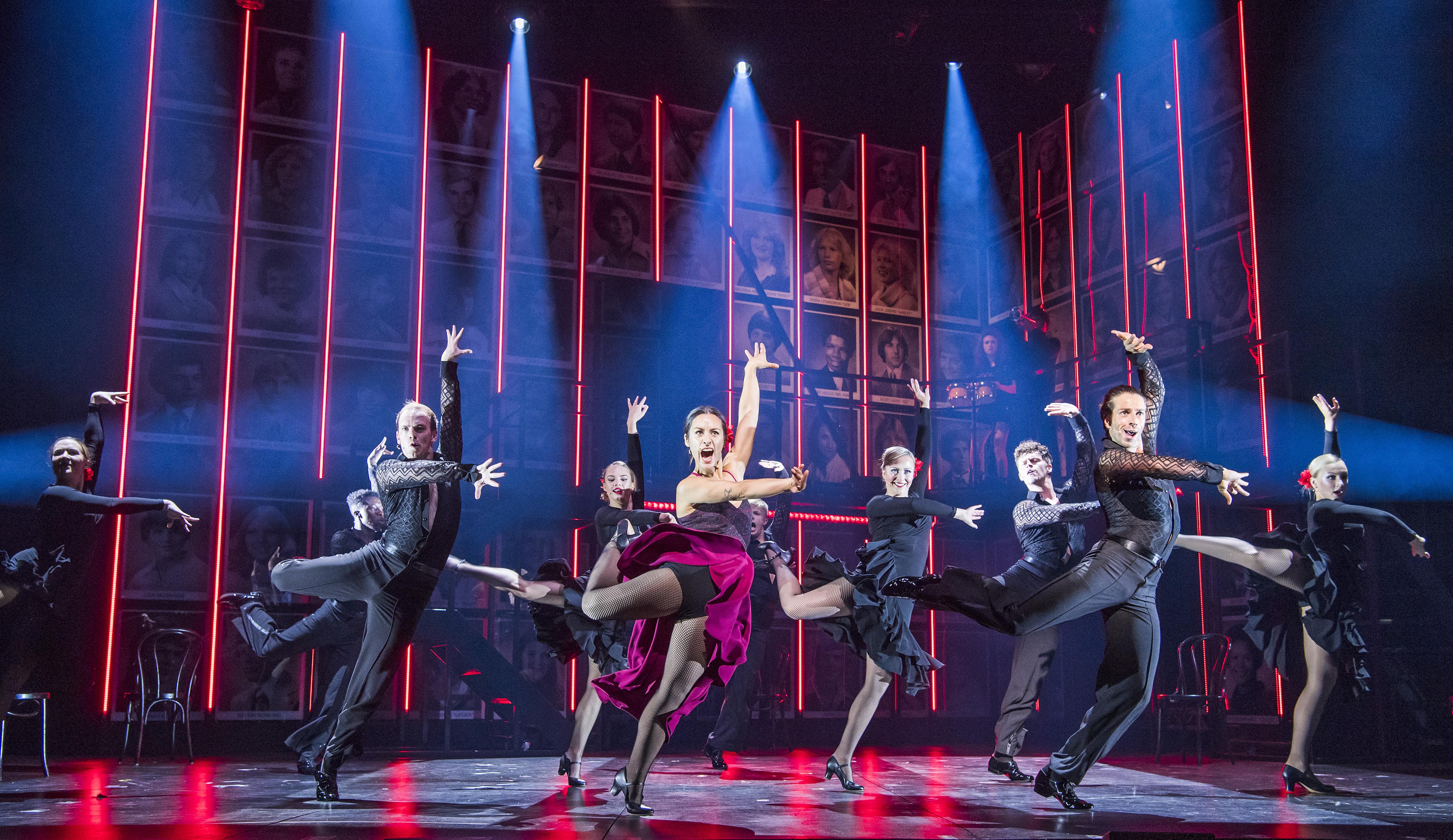 Fame the Musical. 2018/2019 UK tour.