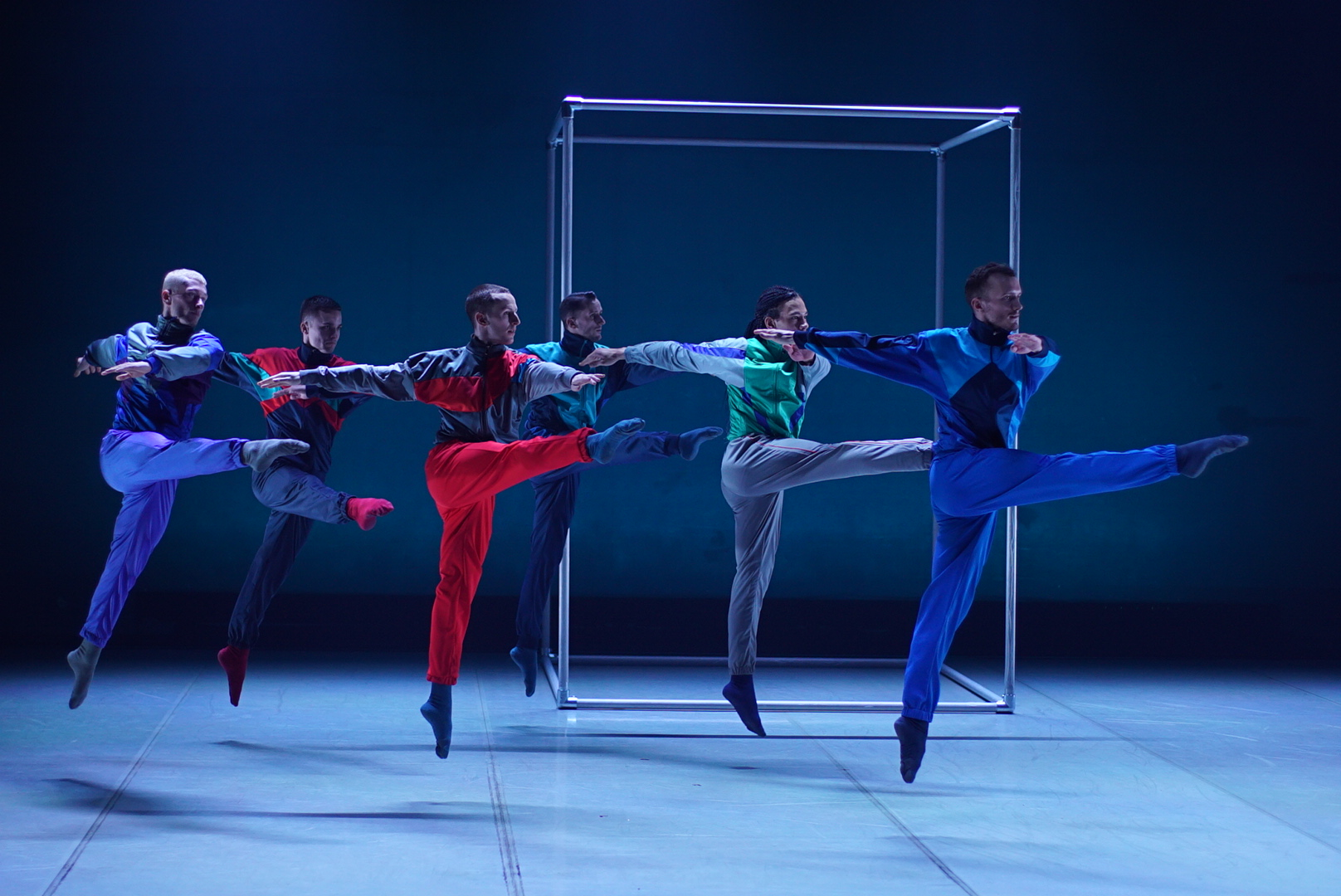 BalletBoyz. Them/Us.