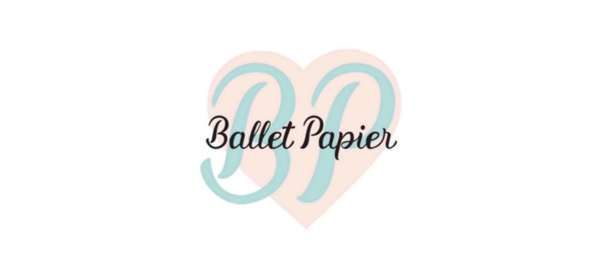 Ballet Papier logo