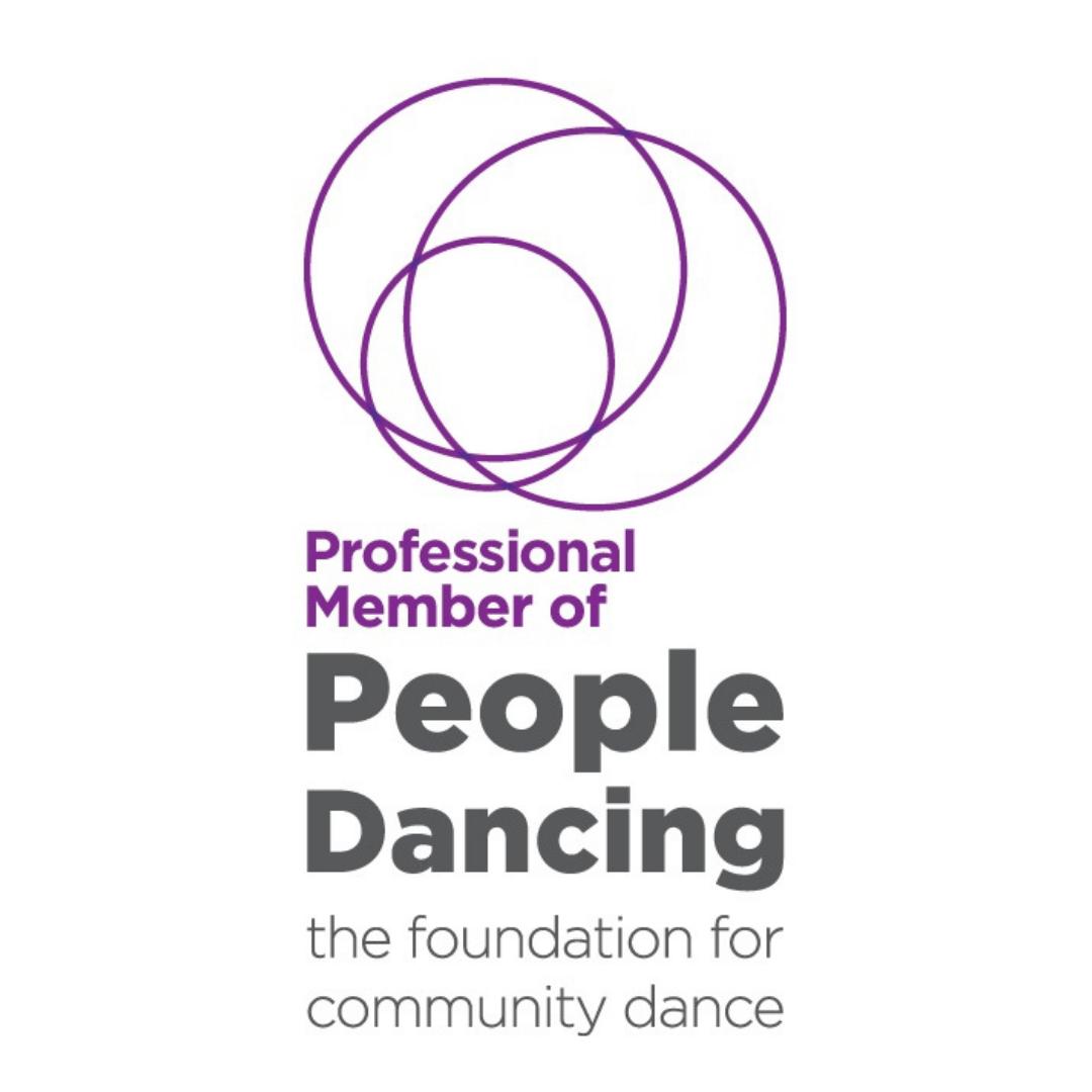 People Dancing Professional Member logo