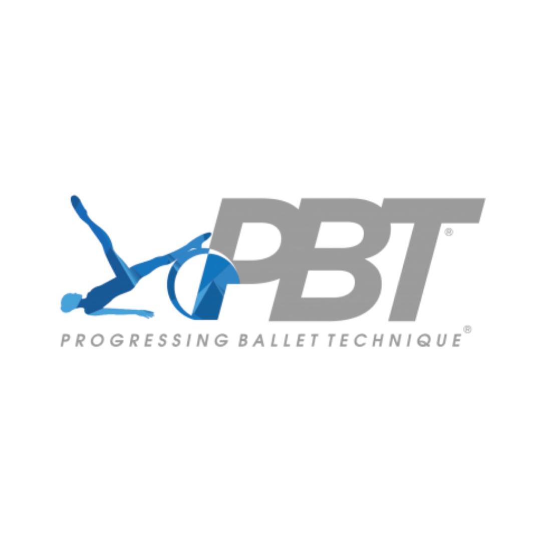 Progressing Ballet Technique (PBT) certified teacher logo